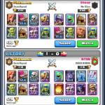 Made a mini account, I haven't lost for an entire day of pushing up to 4000 trophies.