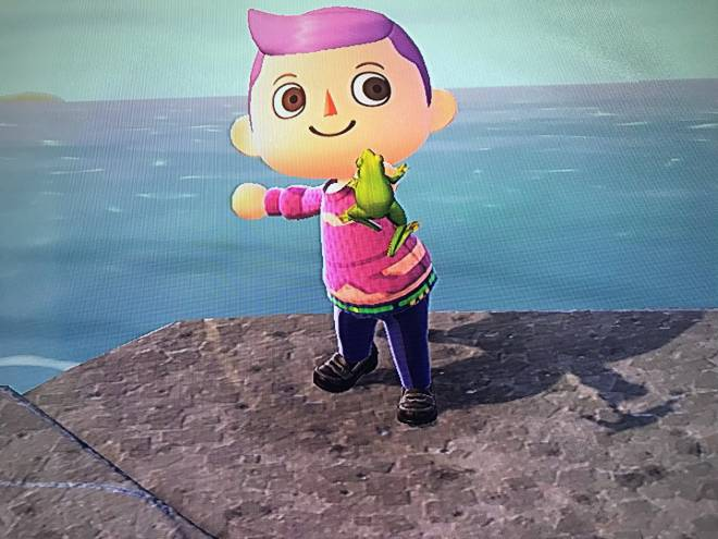 Animal Crossing: Posts - My Doppio cosplay (From Jjba) image 2