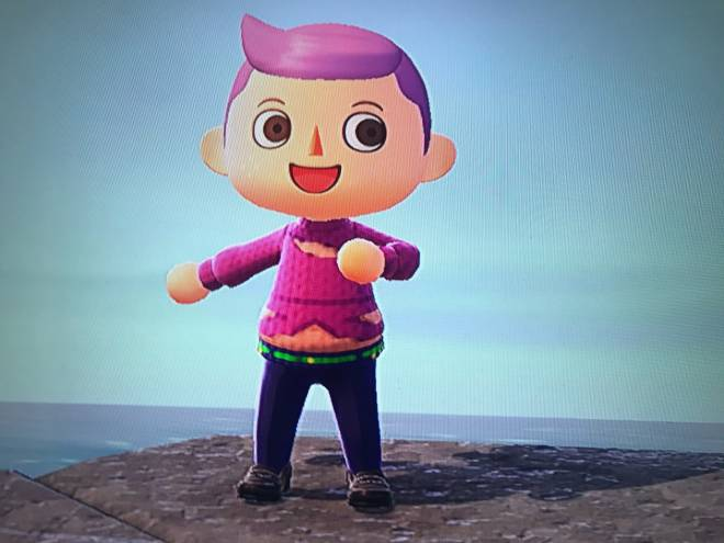 Animal Crossing: Posts - My Doppio cosplay (From Jjba) image 1
