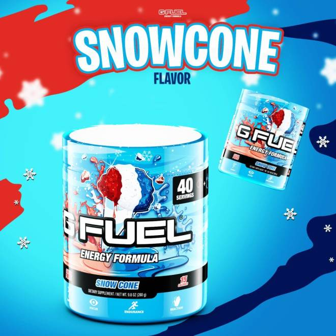 G Fuel: General - The Best Newest GFUEL Flavors image 3