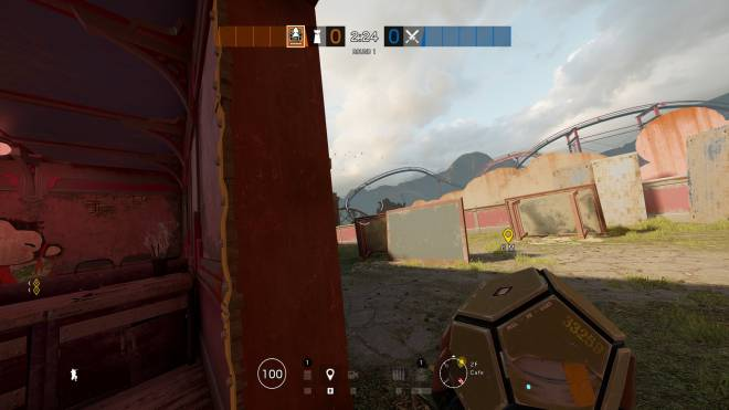 Rainbow Six: Guides - Guide to Playing Alibi on Theme Park image 22