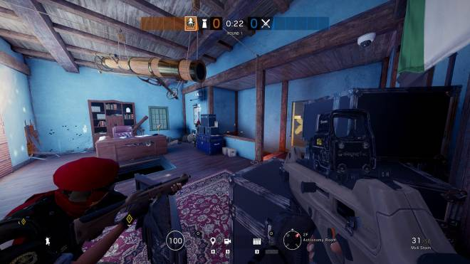 Rainbow Six: Guides - Guide to Playing Alibi on Villa image 18