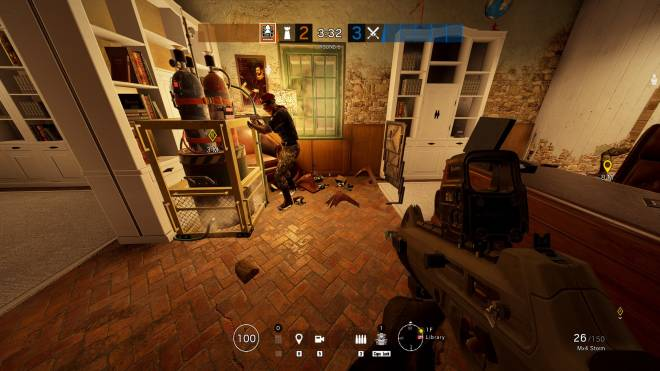 Rainbow Six: Guides - Guide to Playing Alibi on Villa image 26