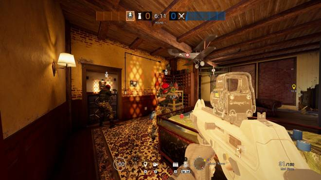 Rainbow Six: Guides - Guide to Playing Alibi on Villa image 12