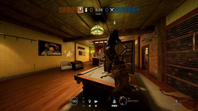 Rainbow Six: Guides - Guide to Playing Alibi on Villa image 10