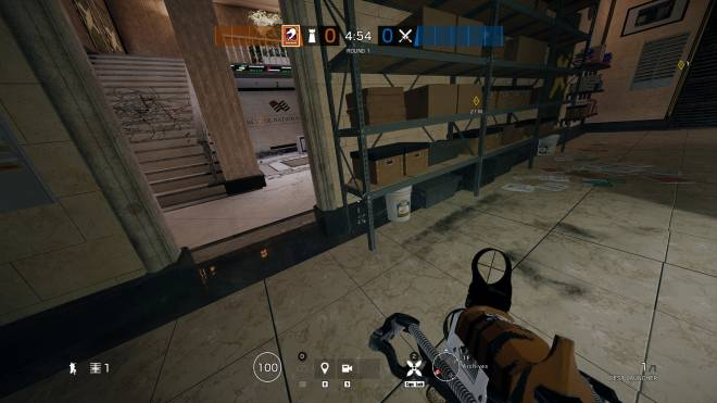 Rainbow Six: Guides - Guide to Playing Mozzie on Bank image 22