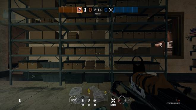 Rainbow Six: Guides - Guide to Playing Mozzie on Bank image 24