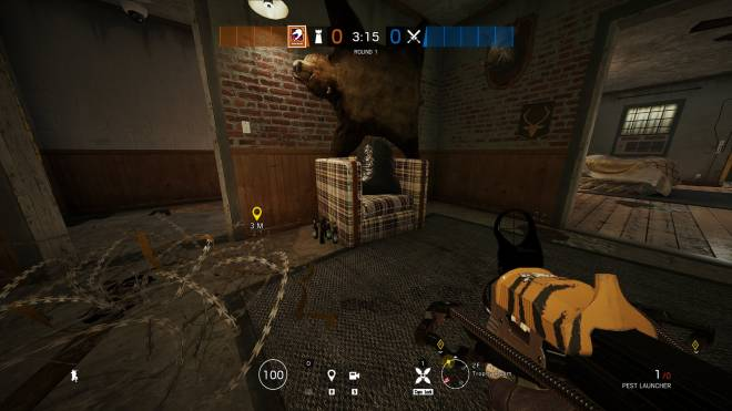 Rainbow Six: Guides - Guide to Playing Mozzie on Oregon image 16