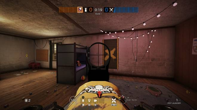 Rainbow Six: Guides - Guide to Playing Mozzie on Oregon image 14