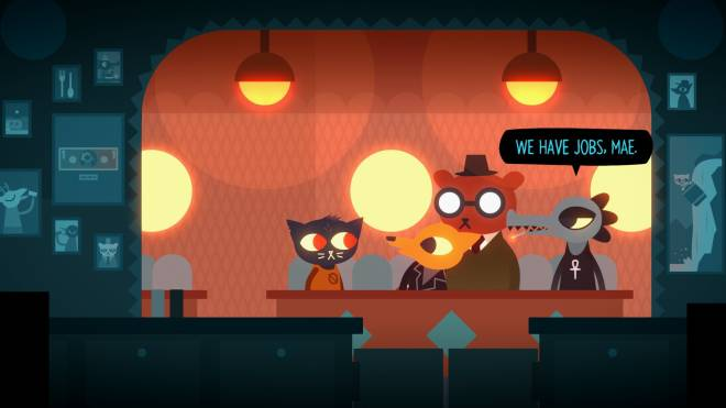Indie Games: General - Ryan's Always Right: Night in the Woods image 4