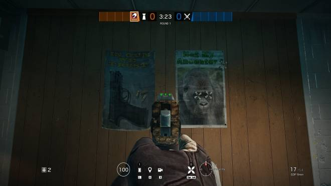 Rainbow Six: Guides - Guide to Playing Mozzie on Oregon image 2