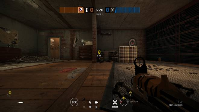 Rainbow Six: Guides - Guide to Playing Mozzie on Oregon image 8