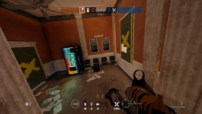 Rainbow Six: Guides - Guide to Playing Mozzie on Consulate image 23