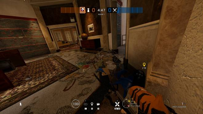 Rainbow Six: Guides - Guide to Playing Mozzie on Consulate image 8