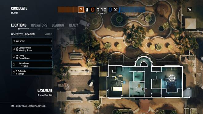 Rainbow Six: Guides - Guide to Playing Mozzie on Consulate image 6