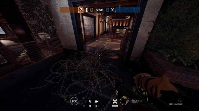 Rainbow Six: Guides - Guide to Playing Mozzie on Chalet image 12