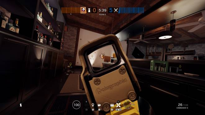 Rainbow Six: Guides - Guide to Playing Mozzie on Chalet image 18