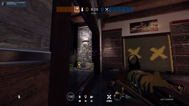 Rainbow Six: Guides - Guide to Playing Mozzie on Chalet image 22