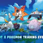 Pokemon Trading Event!
