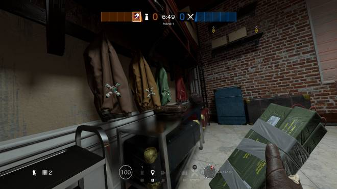 Rainbow Six: Guides - Guide to Playing Mozzie on Kafe Dostoyevsky image 2