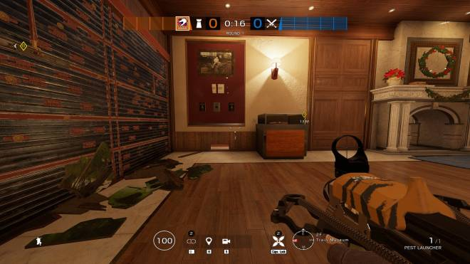 Rainbow Six: Guides - Guide to Playing Mozzie on Kafe Dostoyevsky image 22