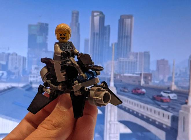 GTA: General - NOT LEGO TOO image 1