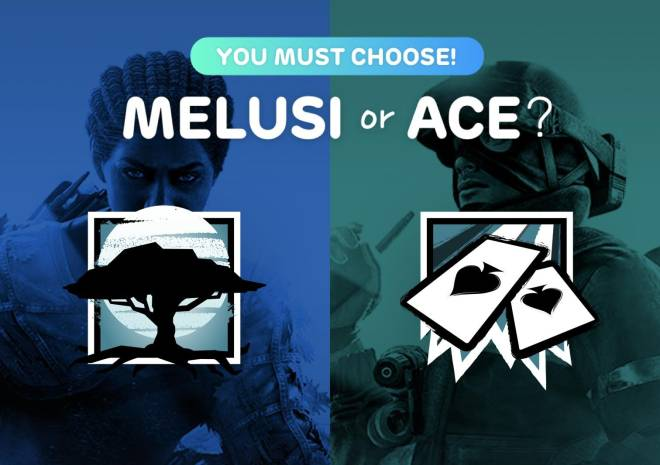 Rainbow Six: General - Melusi VS Ace Event Winners! image 2