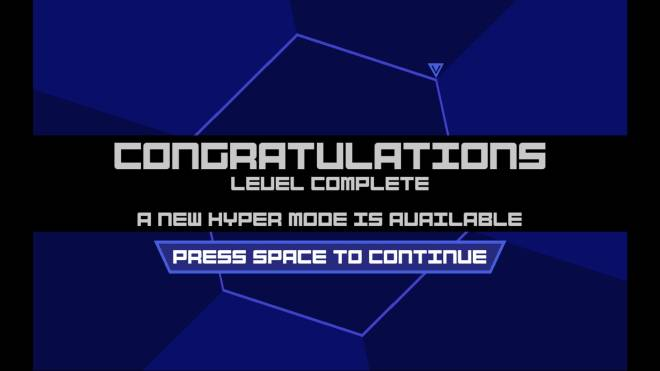 Indie Games: General - First Impressions: Super Hexagon image 10