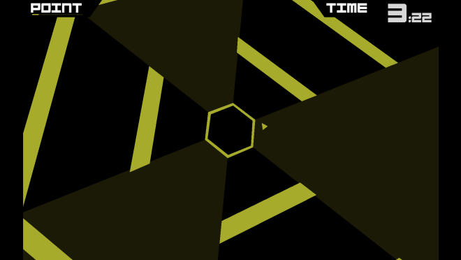 Indie Games: General - First Impressions: Super Hexagon image 4