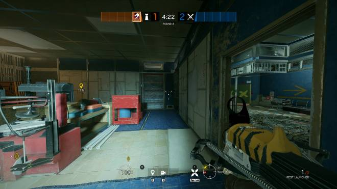 Rainbow Six: Guides - Guide to Playing Mozzie on Border image 24