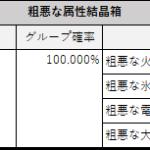 【ゲームガイド】各種召喚アイテムの出現確率