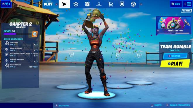 Fortnite: General - What Level Are You Right Now?  image 2