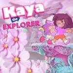The adventures of Kaya the explorer