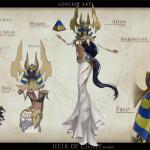 Empress of the Desert, Sphinx