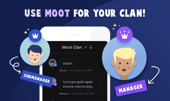 Moot: Notice - Moot Update v3.2.7: Chat Room Improvements! image 2