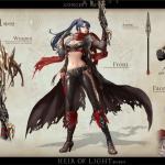 Devil Huntress, Demian