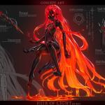 Dark Blood's Soul, Nuu