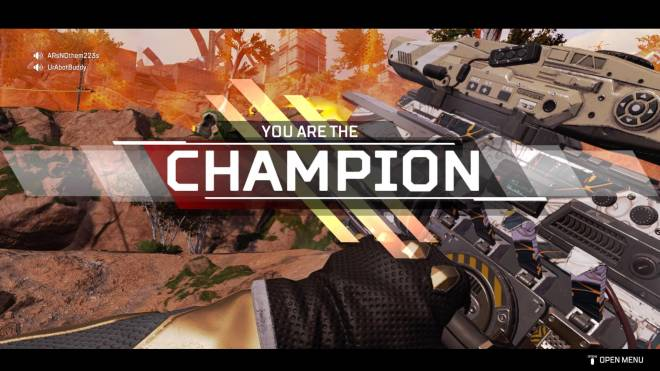Apex Legends: General - Another win image 1