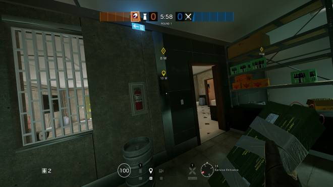 Rainbow Six: Guides - Guide to Playing Mozzie on Coastline image 24