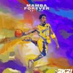 Kobe as 2k21 cover