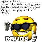 Does Octane have powers?