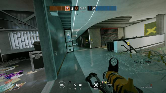 Rainbow Six: Guides - Guide to Playing Mozzie on Coastline image 20