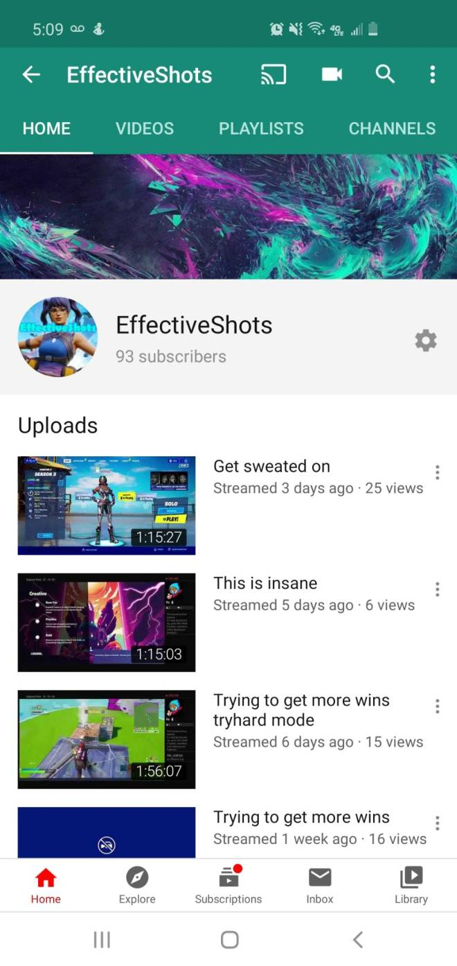 Fortnite: General - I'm almost at 100 subscribers pls try to get me there  image 2