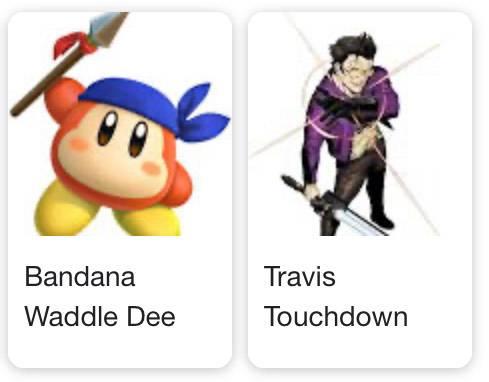 Super Smash Bros: General - I Think Google Is Confused image 2