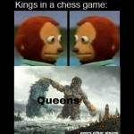 Chess is a scary game