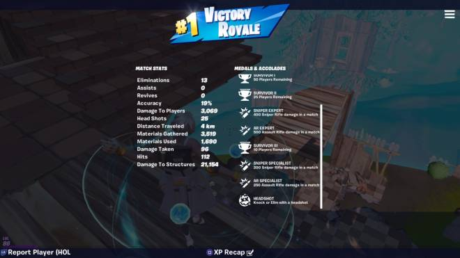 Fortnite: Battle Royale - 13 Kill Solo W, First Win with Double Agent Hush 🤫  image 2