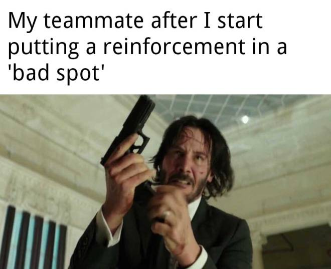Rainbow Six: Memes - Pls tell me I'm not the only one who's experienced this in ranked once before 😭 image 1