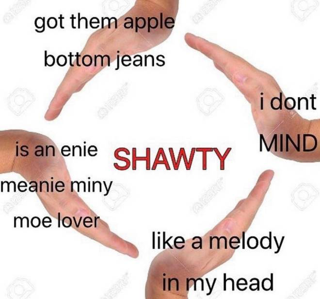 Entertainment: Memes - Shawty belongs to the streets 🛣 image 1