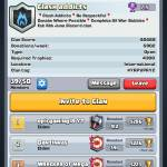 Can you join my clan?