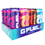 New GFUEL Cans Pack - Summer Variety Pack